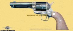 Colt Single Action Army .45 Civilian Detachable Cylinder Case Hardened Custom by Tanaka